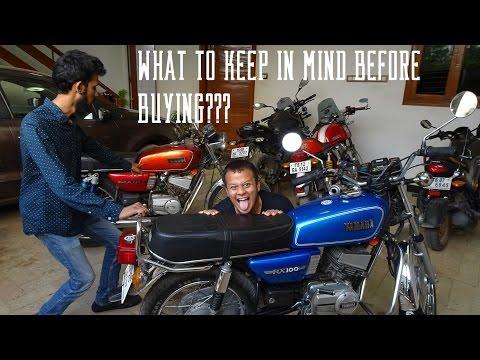 Buying A Yamaha RX 100/135? (Ft. MotoSoul)