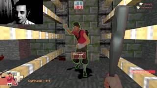 Team Fortress 2 - Deathrun na novom serveru! FACECAM