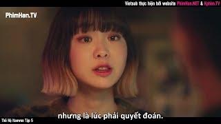 #23 Không quá lộ liễu - Thế Hệ Itaewon - Phim Truyền Hình Hay Nhất Hàn Quốc 2020 - Tập 5