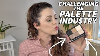 LET'S CHALLENGE THE PALETTE INDUSTRY | Make Your Own PERFECT PALETTE