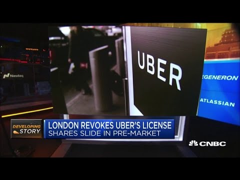 How London's withdrawal of Uber's license might affect the company