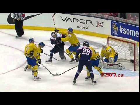 Slovensko Svedsko  Ms V Hokeji