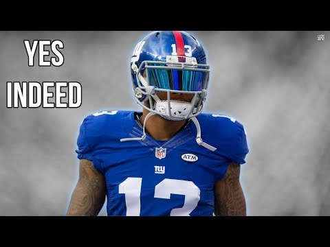 Odell Beckham Jr  Yes Indeed ᴴᴰ