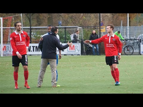 20161127  Nieuwerkerk 1 - Leonidas 1 (0-3)
