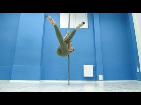Exotic Pole Dance Choreo by Natalya Vysotskaya