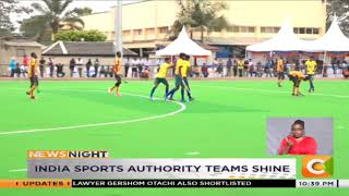 Inaugural hockey AstroTurf tournament played at Sikh Union Club