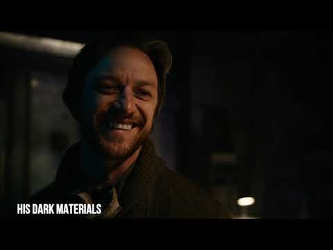 Lord Asriel Refuses Lyra To Take Alethiometer Scene | His Dark Materials 01x08