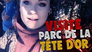 VOD IRL | VISITE PARC DE LA TETE D'OR et Blabla en terrasse.