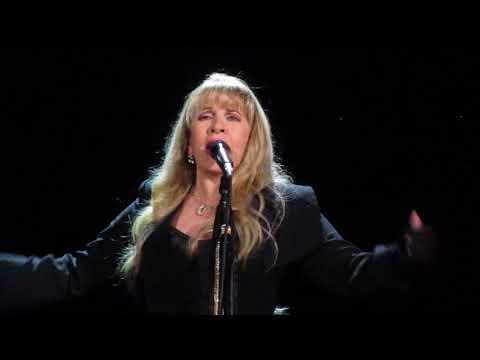 Stevie Nicks ~ Stop Draggin' My Heart Around (With Intro) 9-15-2017