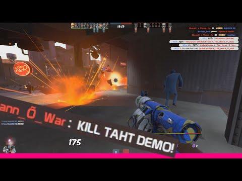 Team Fortress 2 Demoman Gameplay tf2