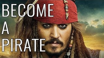 How To Become A Pirate - EPIC HOW TO