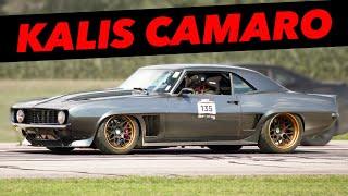 Josh Kalis's AMAZING Twin Turbo 69' Camaro!