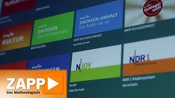 Programm, Online, Kosten: Neue Regeln für ARD/ZDF | ZAPP | NDR