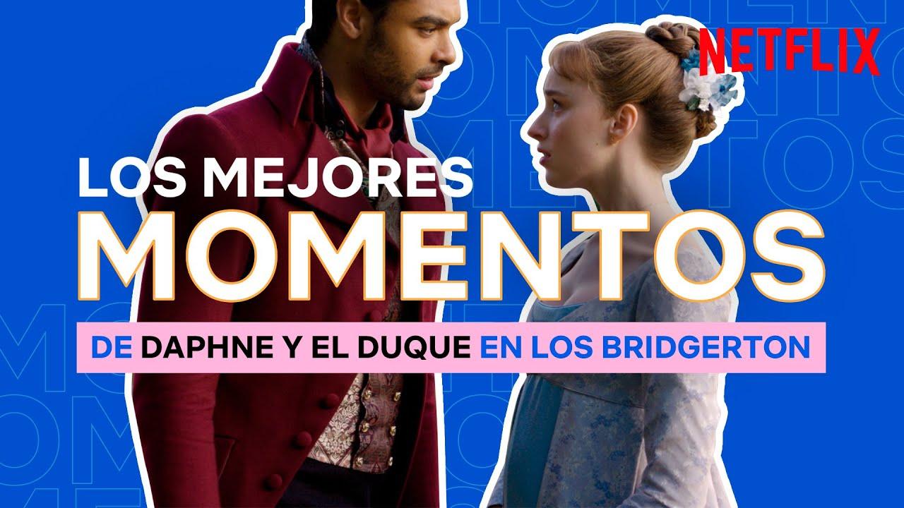 Download Los MEJORES MOMENTOS de DAPHNE Y EL DUQUE | Los Bridgerton