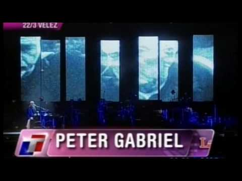 Peter Gabriel Father Son HD Argentina 2009 (Stereo)