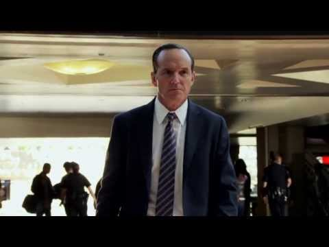 Coulson lives in first look at Marvel's Agents of S.H.I.E.L.D.