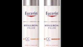 REVIEW EuCERIN HYALURON FILLER