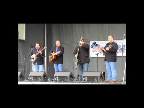 Steve Gulley and New Pinnacle Festival Debut at 2015 Rocky Top Bluegrass Festival