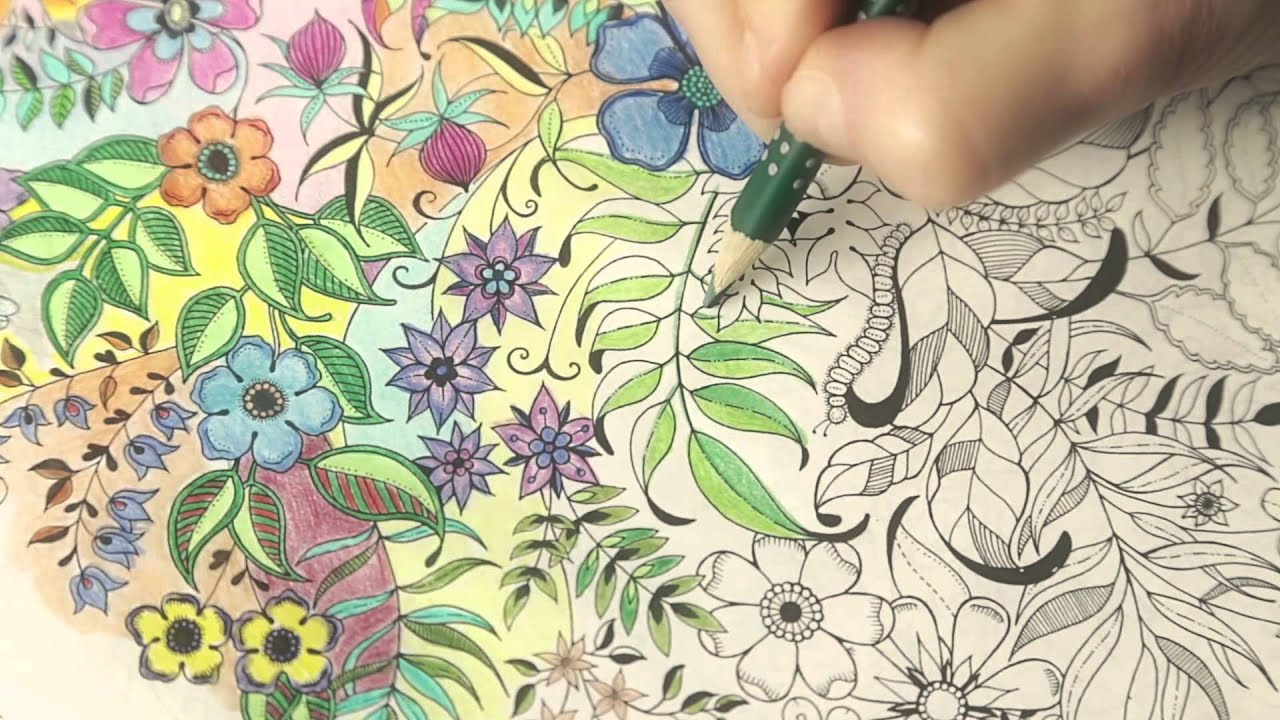 Interactive Coloring Pages For Adults. Interactive. Best ...