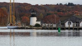 A River of History: Home to Mystic Seaport