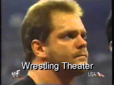 Mick Foley, Chris Benoit, Shane & Stephanie McMahon Segment (2000) thumbnail