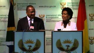 2nd S.A-Guinea JCC Media Briefing