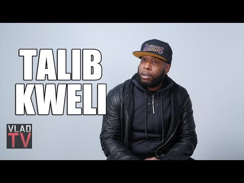 Talib Kweli on Jimmy Iovine Telling Him to Replace Mary J. Blige Collab for Mya
