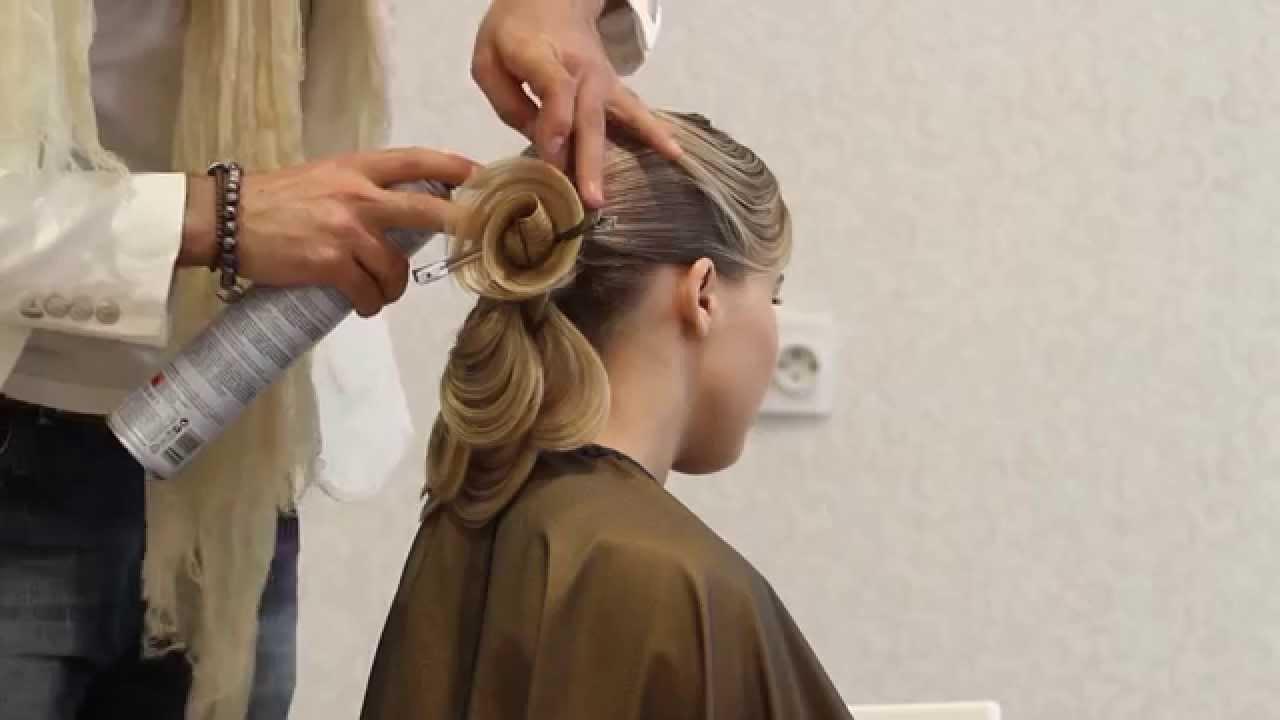 Hair Rose By Farrukh Shamuratov YouTube