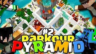 I PRIMI SEGNI DI PAZZIA... - Minecraft ITA - PARKOUR PYRAMID #2