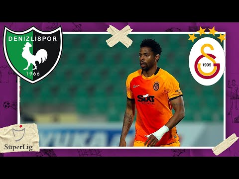 Denizlispor vs Galatasaray   SÜPERLIG HIGHLIGHTS   5/11/2021   beIN SPORTS USA