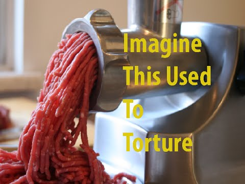 Top 13 Most Gruesome Modern And Medieval Torture Devices - Disturbing Facts 2