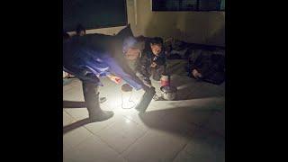 Evacuation Center Light Innovation