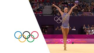Rhythmic Gymnastics Individual All-Around Qualification - London 2012 Olympics