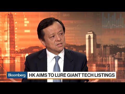 HKEX's Li Says Next year's IPO Market Transformative