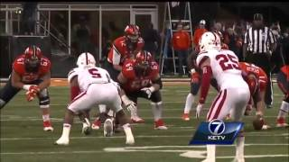 Highlights: Nebraska vs. Illinois
