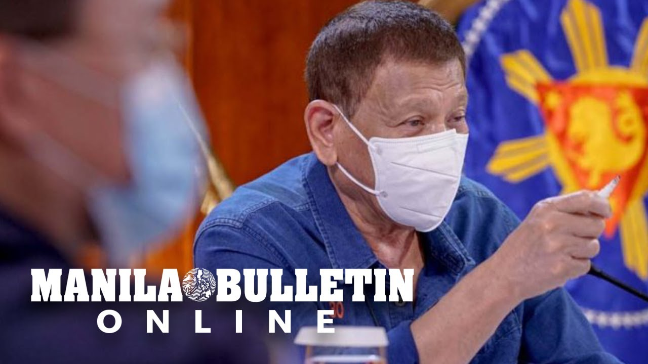Duterte understands plight of health workers, but scolds them for going public