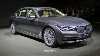 بي ام دبليو الفئة السابعة 2016 تحصل على تقنيات جديدة مع مجموعة محركات أكثر قوة BMW 7-Series