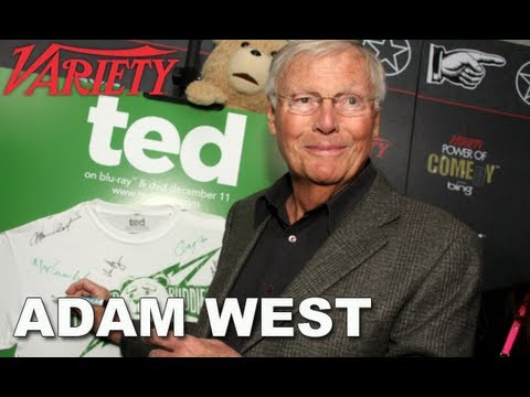 Adam West Compares Seth MacFarlane To Batman - Variety Power of Comedy (2012)