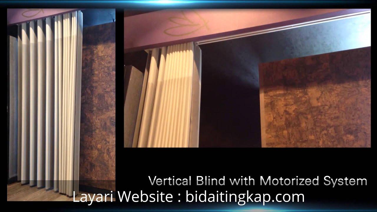 Bidai Tingkap Bidai Kayu Tirai Tingkap Blind Pejabat Blind Hospital Youtube