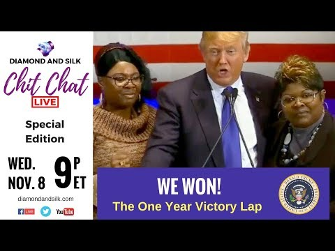 Chit Chat Live, Special Edition |  Reflecting on Trump's Presidential Victory in 2016