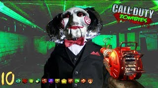 "Jigsaw ""SAW 2"" Zombies Puzzle Map! (HARDER THAN THE FIRST!) - Black Ops 3 Custom Zombies"