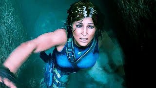 SHADOW OF THE TOMB RAIDER Extended Gameplay Walkthrough HD (E3 2018)