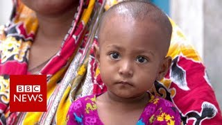 Could a discarded shampoo bottle save thousands of babies lives? - BBC News