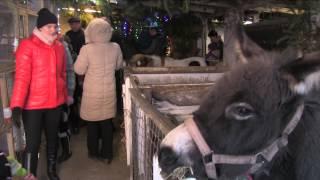 Turek: Święty Mikołaj z wizytą w Żywej Szopce