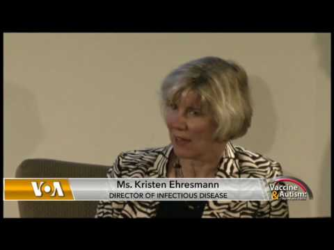 Minneapolis: VOA Town-Hall - Vaccine & Autism (Myths and Facts)