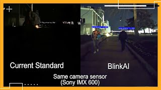 Blink.AI uses AI software to enhance imaging for stills, video and sensing