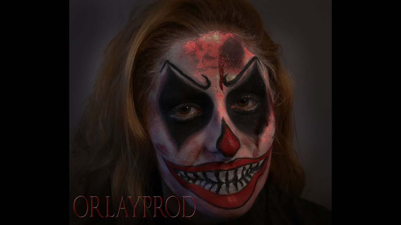 Tuto Maquillage Clown Facile R Aliser Orlayprod Youtube