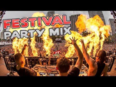 Festival EDM Bigroom Music 2018 - Electro House Party Mix