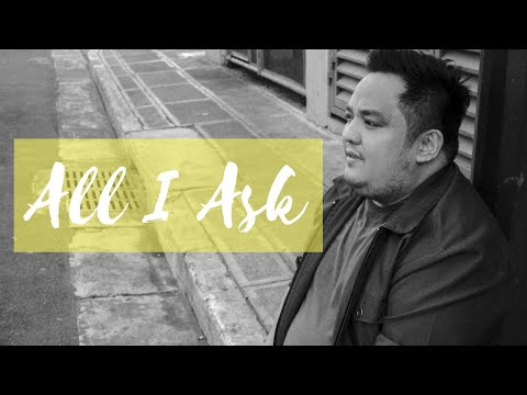 ALL I ASK - Adele (live Cover By PM Belen)