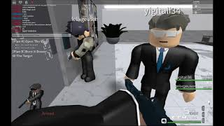 Roblox LetsPlay | Entry Point Episode 2 | Notoriety Challenge